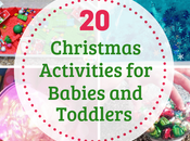 Christmas Activities Babies Toddlers