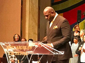 Magic Johnson Preached West Angeles C.O.G.I.C