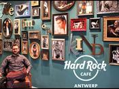 Special Post: Leandro Targon Hardrock Cafe Antwerp.