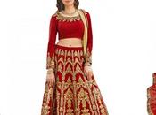 Trendy Lehenga Choli Designs Would Love Wear