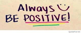 Being Positive Save Your Life
