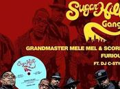 Sugarhill Gang, Grandmaster Melle Scorpio ICONS SUGARHILL GANG CELEBRATE 40TH ANNIVERSARY 'RAPPER'S DELIGHT'