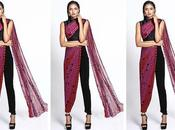 Stunning Saree Draping Styles 2019
