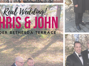 Chris John's December Wedding Underneath Bethesda Terrace