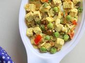 Tofu Bhurji Scrambled