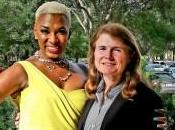 Voice Star Sisaundra Lewis Interviews Elaine Howard, Author Passion Bones: