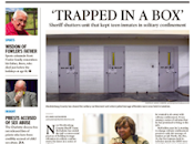 """Front Page News Today Charlotte, North Carolina: """"PRIESTS ACCUSED ABUSE Charlotte Diocese Released Lists"""""""