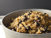Quinoa Congri (Cuban Style Black Beans)