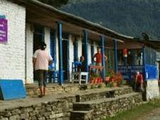 MOUNTAIN TEAHOUSE STAY NEPAL Guest Post Caroline Hatton