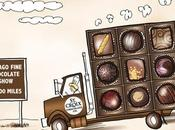 Illustration, Chocolate Visual Storytelling