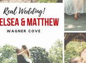 Chelsea Matthew's July Wagner Cove Wedding