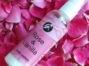 Greenie Mill Rose Vanilla Body Lotion Review
