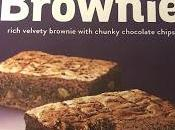 Today's Review: Cadbury Chocolate Chip Brownies