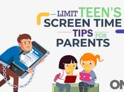 Digital Parenting Tips Parents Tech-battle Field (Rise Teen's Screen Time)