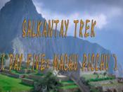 Salkantay Trek Diary Part Machu Picchu Citadel That Never Lost