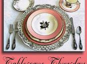 Tablescape Pink 138th Thursday