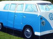 Volkwagen Camper Tent