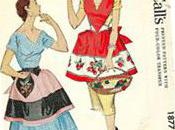 Aprons: Some Free Vintage Patterns