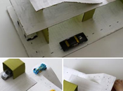 Cardboard Parking Deck ..tutorial