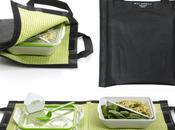 Most Fashionable Lunch Box: Black Blum