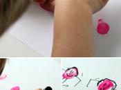 Thumbprint People ..kid
