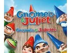 DVD: Gnomeo Juliet