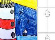 Draw Lighthouse