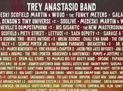 Bear Creek Music Festival 2011: Trey Anastasio Band Announced Headliner