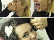 Hair Make-Up Trial with Lovely Louise