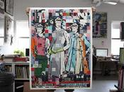 Faile Fashion Chimps Print