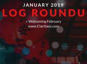 January 2019 Blog Roundup Welcoming February