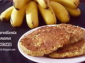 Ingredients Banana Pancake Recipe