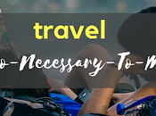 "#TravelersNoteBook ""Too-Necessary-To-Miss"" Travel Items!"