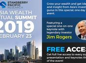 Free Access Asia Wealth Virtual Summit 2019