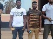 EFCC Arrests Online Suspected Fraudsters Elebu-Oja (Photos)