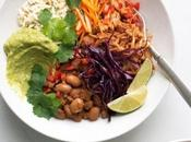 Jackfruit Burrito Bowl