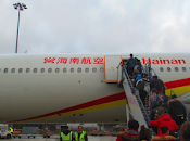 Flying High... Hainan Airlines!