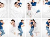 Best Worst Sleeping Positions Couples