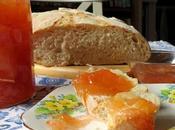 Rhubarb, Vanilla Cardamom Jam, Small Batch
