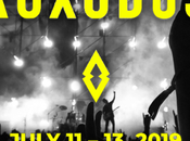 Roxodus Music Fest Day-to-Day Lineup Announcement