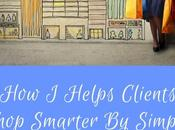 Helps Clients Shop Smarter Simply Making Simple Purchasing Decision Graphic