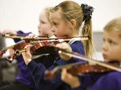 Added Benefits Taking Music Lessons Childhood
