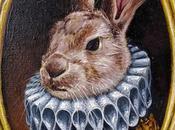 Lord Bunnington Miniature Painting