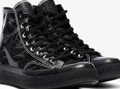 Primed Black: Converse Black Chuck Taylor High-Top Sneaker