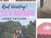 Jess Nathan's August Wedding Ladies' Pavilion