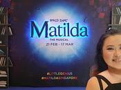 Step Into Whimsical World MATILDA