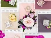 WeddingWire Pantone Color Institute Unveil Four Wedding Palettes 2019