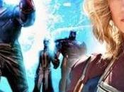 Captain Marvel Sets Avengers: Endgame