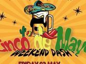 Willis Zappatika: Cinco Mayo Weekend Dash