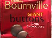 Cadbury Bournville Giant Buttons